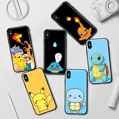 Anime Pattern Soft Back Case Slim Design TPU Cover For IPhone XS Max X XR 8 6S P