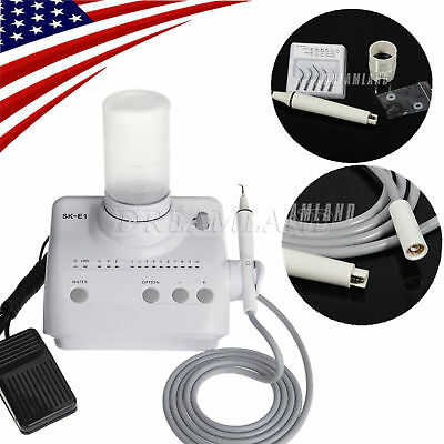 Dental Dentist Veterinary Scaling Perio Endo Ultrasonic Scaler f/ EMS Woodpecker