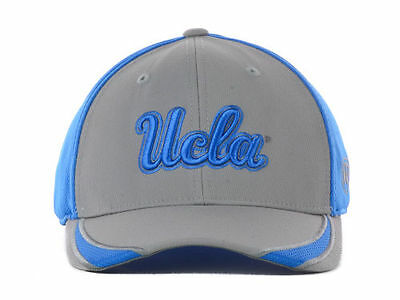huge selection of 6a367 d67f6 UCLA Bruins NCAA Top of the World Gray Blue Memory-Fit Flex fit Hat Cap