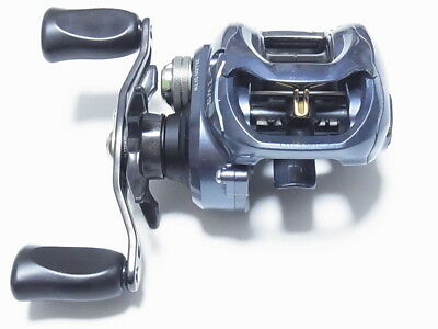 29561b4adcb Daiwa Zillion SV TW 1016SV-XXH Right Handle Baitcasting Reel Very Good