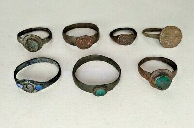 Rings are ancient, Rings Byzantine antiques, Rings Celtic antiques,18-19 century