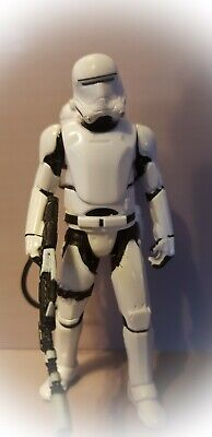 "Star Wars First Order Flame Trooper Tfa 5Poa 3.75"" Figure 100% Complete"