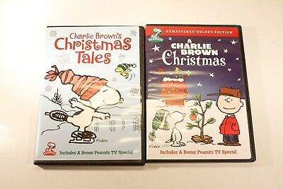 Charlie Browns Christmas Tales.A Charlie Brown Christmas Dvd 3 71 Picclick