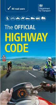 The Official DVSA Highway Code LATEST EDITION 2019 Standards Agency UK Theory