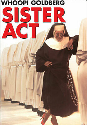 Buena Vista Home Video D23231D Sister Act (Dvd/1.85 Anamorphic/Dd 5.1/Fr-Dub)