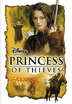 Buena Vista Home Video D29392D Princess Of Theives (Dvd/1.33/Dd 5.1/Fr-Sp-Sub)