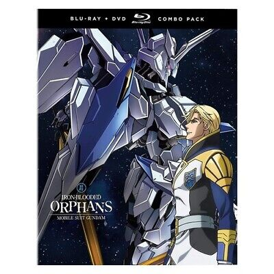 Funimation-Uni Dist Corp Brfn05239 Mobile Suit Gundam-Iron Blooded Orphans-Se...