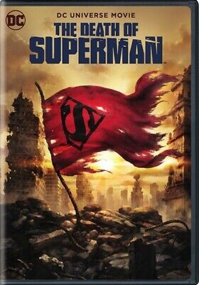 Warner Home Video D693609D Dcu-Death Of Superman (Dvd)