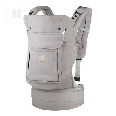 GAGAKU Ergonomic Baby Carrier Soft Cotton Front and Back Child with...