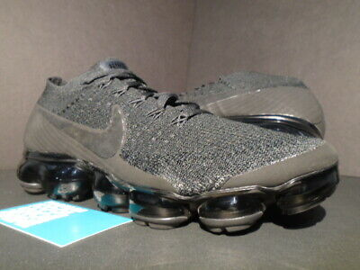 Nike Air Vapormax Flyknit 2.0 Max 1 Black Anthracite Grey Off White 849558-011 8