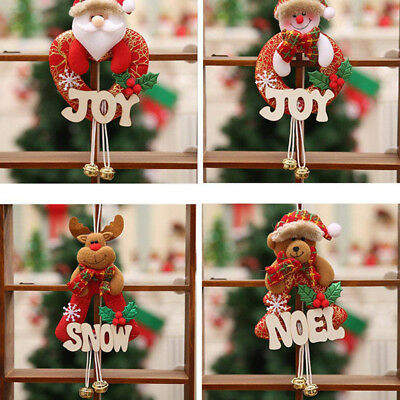 Christmas Ornaments Home Decor Furnishing Snowman Natal Holiday Gifts D