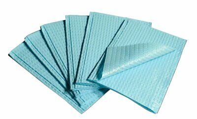 Avalon Papers 1053 Dental Bib Polyback Towel 2 Ply Tissue Poly Latex Free 500 Pc