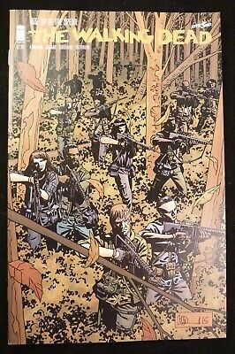 The Walking Dead #155 - Tip of the Spear - Image Comics - June 2016 VF/NM 9.0