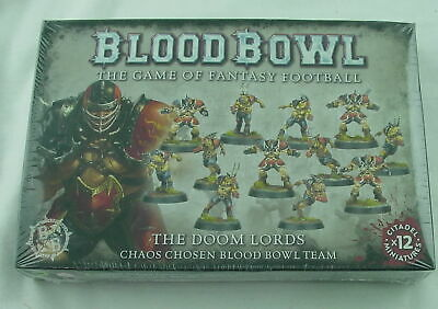 Blood Bowl: The Doom Lords Chaos Chosen Team by Games Workshop/Citadel GAW200-47