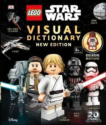 LEGO Star Wars Visual Dictionary New Edition With exclusive Fin... 9780241357521