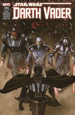 STAR WARS DARTH VADER #16, New, First print, Marvel Comics (2018)