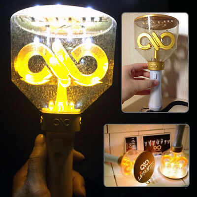 HOT Infinite Light Stick Kpop GOODS Concert Show Glow Lightstick Lamp Fans Gifts