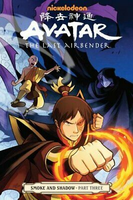 Avatar: The Last Airbender - Smoke And Shadow Part 3 9781616558383 | Brand New