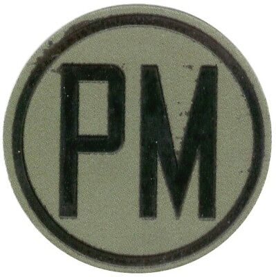 parche ET POLICIA MILITAR BRAZO , spain army patch