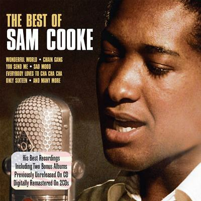 Sam Cooke ~ The Very Best Of  / Greatest Hits NEW SEALED 2CD SET