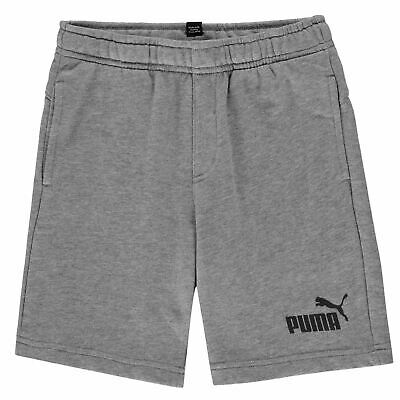 Puma Kids Boys No1 Fleece Short Juniors Shorts Pants Trousers Bottoms
