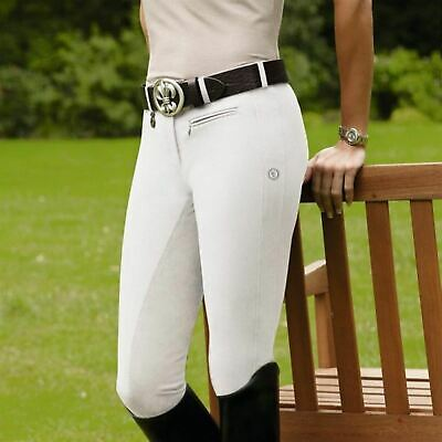 Pikeur Womens Lucinda Grip Breeches Competition Jodhpurs Pants Trousers Bottoms