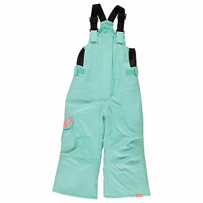 Roxy Kids Lola Pnt Childs Ski Pants Salopettes Trousers Bottoms