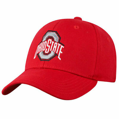 get cheap 334e3 ef502 Ohio State Buckeyes NCAA Memory Stretch Fit Authentic Hat Cap OSU University  M L