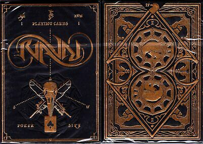 Ravn Eclipse Playing Cards Poker Size Deck Cartamundi Custom Limited Edition New