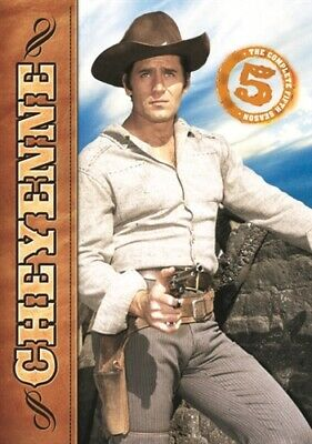 CHEYENNE SEASON 5 New Sealed 4 DVD Set Fifth Warner Archive Collection