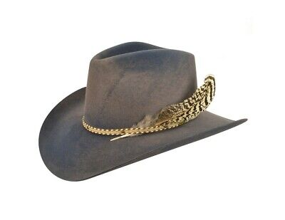 7cf944c238c2f Bailey Western Cowboy Hat Mens Lucious Feather 6 3 4