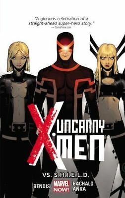Uncanny X-Men Volume 4: Vs S.H.I.E.L.D. Softcover Graphic Novel
