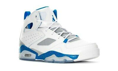 the best attitude 276d8 75859 Nike Mens Jordan Air Flight Club 91 Sneakers White   Blue SIZE 10 Men s  Sneaker