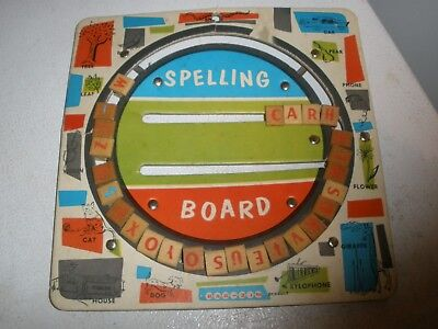 Spelling Board, Counting Board Educational