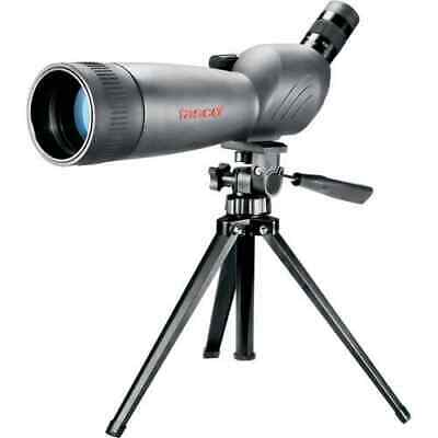 Tasco 20-60X80mm World Class Spotting Scope with 45° Eyepiece