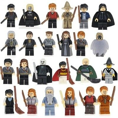 Figurines Harry Potter Figures Blocks Compatible Lego
