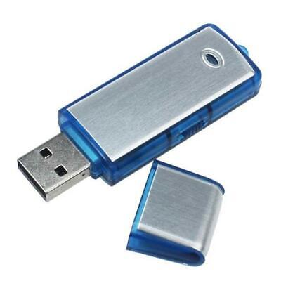 8GB mini espia grabador de voz digital de sonido de audio disco USB pen drive BF