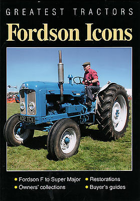Tractor Book: GREATEST TRACTORS - FORDSON ICONS