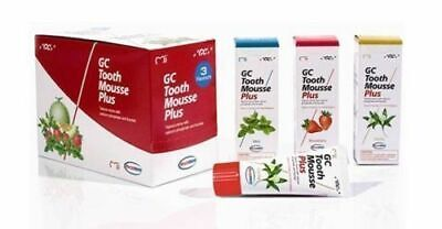Gc Tooth Mousse Plus Assorted Pack