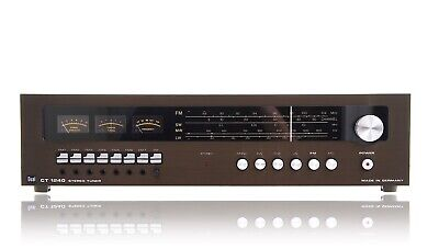Dual CT 1240 FM-AM Stereo Tuner