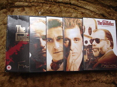 The Godfather Trilogy: Copolla Restoration.5 Discs 1972-80.dvd