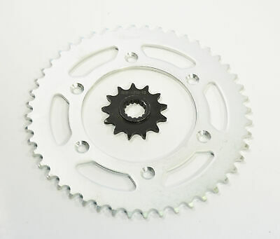 Sprockets Chains & Sprockets 2008 2009 KTM 505 XC-F 13 Tooth Front and 50 Tooth Rear Sprocket
