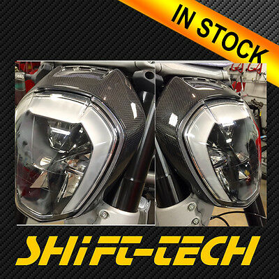 ST1461 DUCATI XDIAVEL X DIAVEL SIDE MOUNTED TAG PLATE KIT LED TAG LIGHT