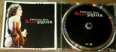 BILLY SQUIER - ABSOLUTE HITS The Stroke Eye on you All night long u.a.  CD
