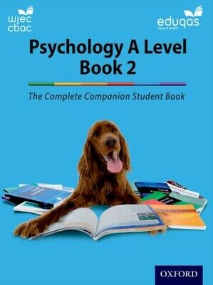 The Complete Companions: Eduqas and WJEC Year 2 Psychology Studen...