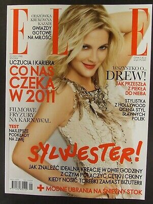 2004 Junejuly Jane Magazine Drew Barrymore Cover B 447
