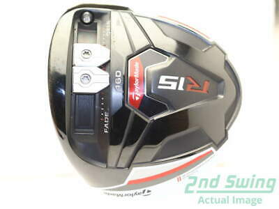 14° TADR15160 TAYLORMADE R15 DRIVER REGULAR SPEEDER 57 EVOLUTION GRAPHITE