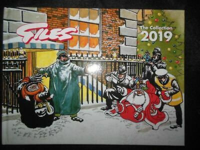 GILES 2019 - The Collection - Cartoon Humour, Politics, History