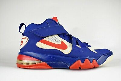 RARE NIKE AIR Force Max CB 2 HYP Hyperfuse Phil 76ers