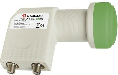 Octagon Pll Twin Green HQ Otlg LNB 1db 0